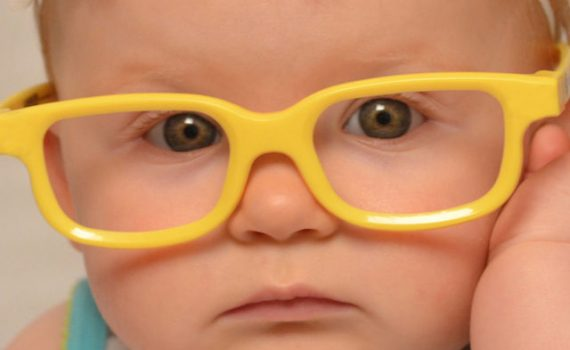 Baby Glasses Cute Happy Child Kid Infant funny