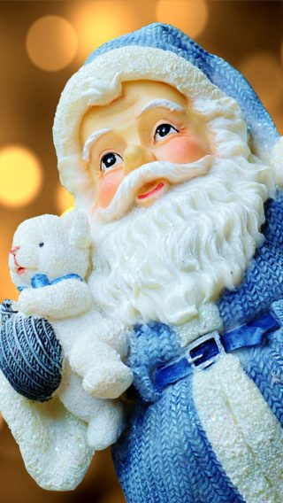 Christmas Santa Claus Figure Decoration Nicholas funny
